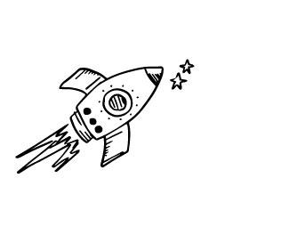 illustration fusée